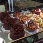 リオンで有名なベルナシオン(チョコレートの店)