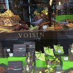 """クッサン・ド・リヨンで有名なショコラトリー""""メゾン・ヴォワザン"""""""