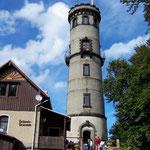 Aussichtsturm auf dem Hochwald