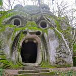 giardino dei mostri di Bomarzo