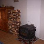 Wohnzimmer Ofen