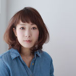 hair 佐藤 make 佐藤 photo村田