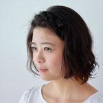hair 佐藤 make 佐藤 photo 村田