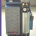 Gerät zur Kontrolle und Vakumierung von Klimaanlagen