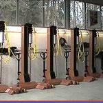 Spezielle Liftanlage für über 20'000 Tonnen