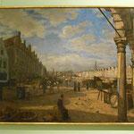 La grande Place d'Arras un jour de marché, Desavary, 1878 / Photo LA