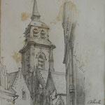 Église Saint-Gilles,  © Musée d'Abbeville