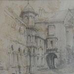 Hôtel de Monsieur Delattre, rue Saint-Gilles,  © Musée d'Abbeville