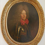 Portrait du comte Pierre de Montesquiou, Largillière Nicolas de, fin XVIIe, huile sur toile
