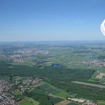 Südlich von Ulm