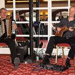 Unsere musikalische Umrahmung an der FA Übergabe und am Gala-Essen am Abend
