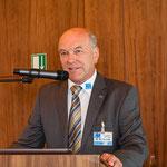Ulrich Hugi, abtretender SBV-Präsident
