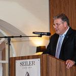 Andreas Mori, Präsident der Prüfungskommission Brunnenmeister mit eidg. FA