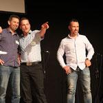 Bödele-Wettbewerb mit fünf Brunnenmeister Absolventen