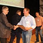 Gratulationen von Thomas Rotach
