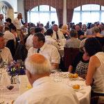 Gala-Essen im Hotel Mont Cervin Palace