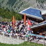 Am Samstag kamen 265 Personen auf die Sunnegga zum Apéro und Raclette