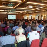 Generalversammlung mit 226 Teilnehmern