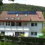 Bieringen: Solarkolektoren Dach