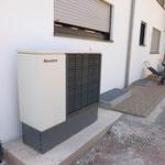 Simmersfeld: Wärmepumpe