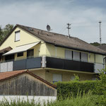 Ebhausen: Solarkollektoren Balkon