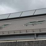 Nagld-Vollmaringen: Solarkollektoren aufgeständert
