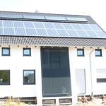 Simmersfeld: Solarkollektoren, Photovoltaik