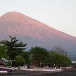 Des Volcans Majestueuse