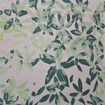 Garten III, 2020, Holzschnitt, 20 x 20 cm