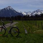 Von Rubi nach Oberstdorf