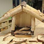 Vogelhaus Holz Werkort Werken Werkstatt Viersen Susanne Löhnig