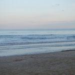 Strand von Senigallia