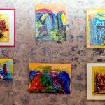 Sist'Arts l'Atelier : Nathalie Couyère