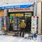 Le Crayon Gris - Rue Saunerie