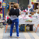 Rue Droite Haute - Deux Filles en Aiguilles