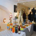 """Exposition """"Sous le ciel de Sisteron"""" Le vernissage"""