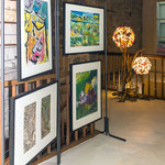Sist'Arts l'Atelier : Colin Smirou MacBride - Lamp'Art