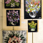 Sist'Arts l'Atelier : Josiane Beurois