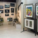 Sist'Arts l'Atelier : Foulon Jean-Marc - Daniel Requejo - Colin Zmirou MacBride
