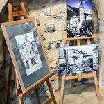"""Exposition """"Sisteron d'Hier et d'Aujourd'hui - Karine Villard Foulon Jean-Marc"""