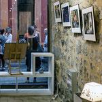 Vernissage expo de Louai Barakat à L' Atelier Sist'Arts