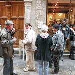 Sisteron d'Hier et d'Aujourd'hui - Dessins Karine Villard - Photos Foulon Jean-Marc
