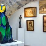 """Exposition """"Sous le ciel de Sisteron"""" 10 au 22 octobre 2016 Galerie de la Citadelle"""