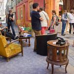 Espace information et découverte Sist'Arts aux Quatre Coins - Le salon