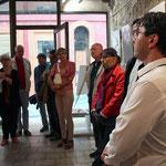 """Vernissage de l'exposition Michel Bonifay """"Regard Nature"""" Atelier Sist'Arts 36, rue Mercerie à Sisteron"""