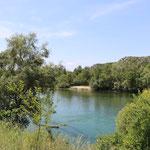De Neretva rivier