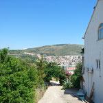 Uitzicht dichtbij Villa Era