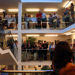 Vernissage - Audience