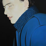 'Paddy' 175x106cm oil on canvas, 2007
