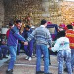 © SOPHIA - Carnaval 2002 dans l'atelier de Pierrepont